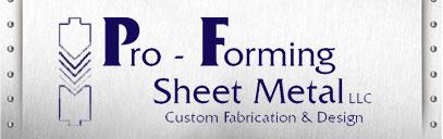 Pro-Forming Sheet Metal